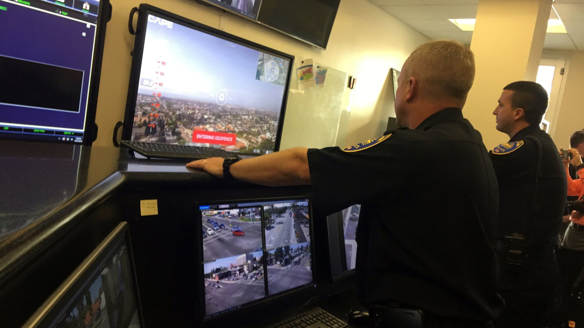 Drones now responding to 911 calls in Chula Vista