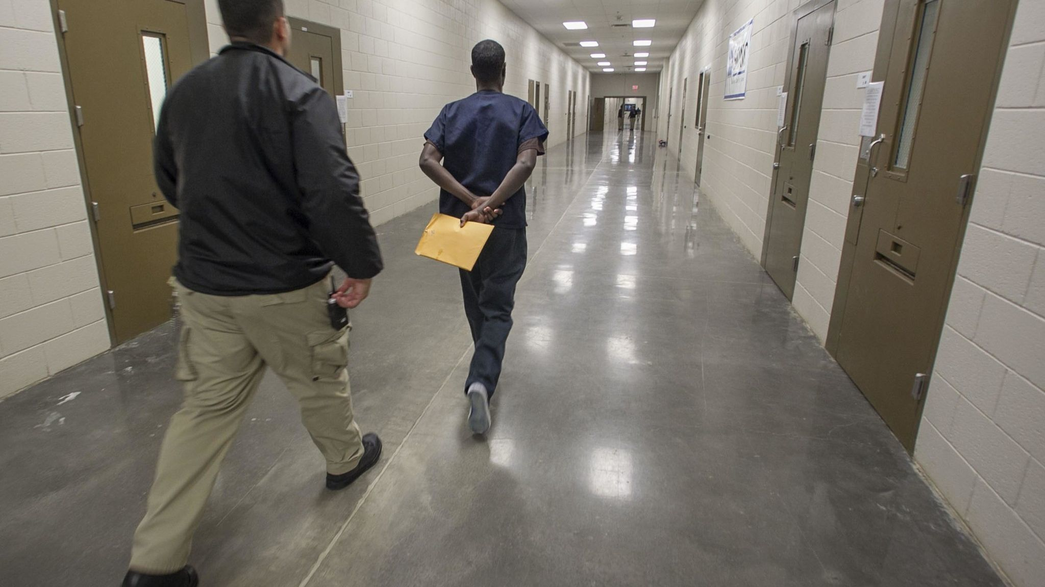 With or without criminal records, some immigrants spend many years in detention | Los Angeles Times