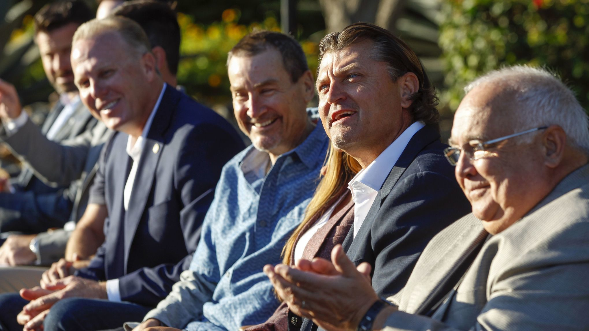 Flipboard San Diego Padres Owners Quot On Same Page Quot On