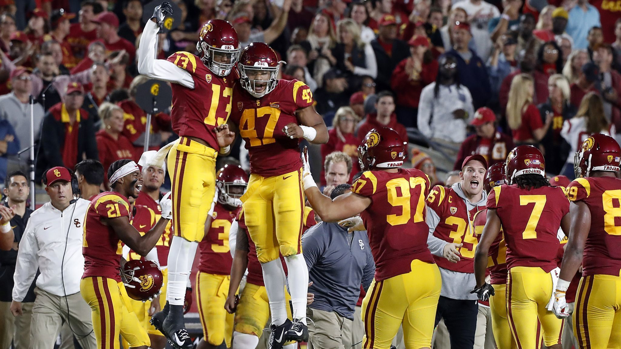 USC-Arizona State: A look at how the teams match up