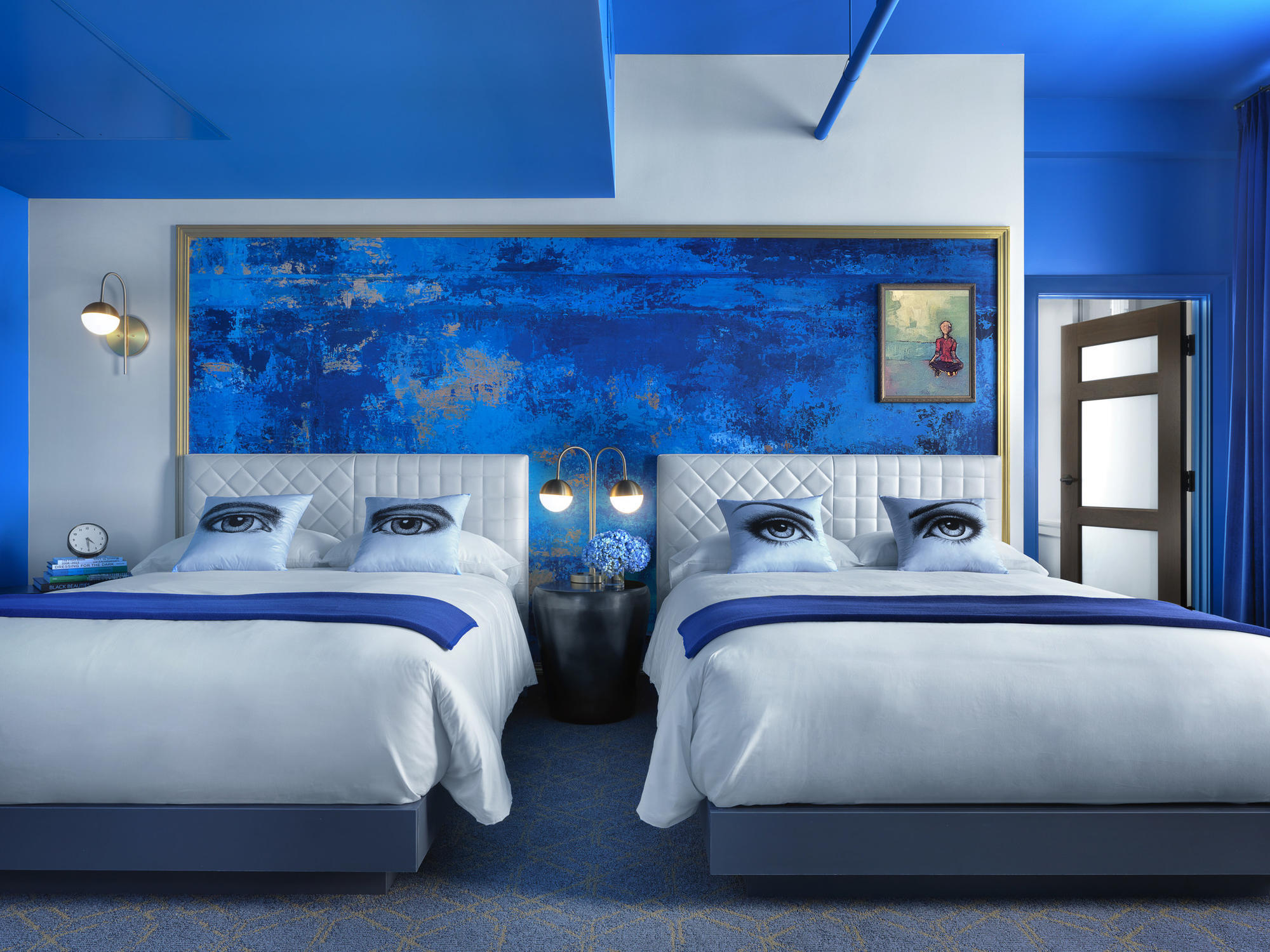 New Hotel In St Louis Aims To Match Room Color To Guest S Mood