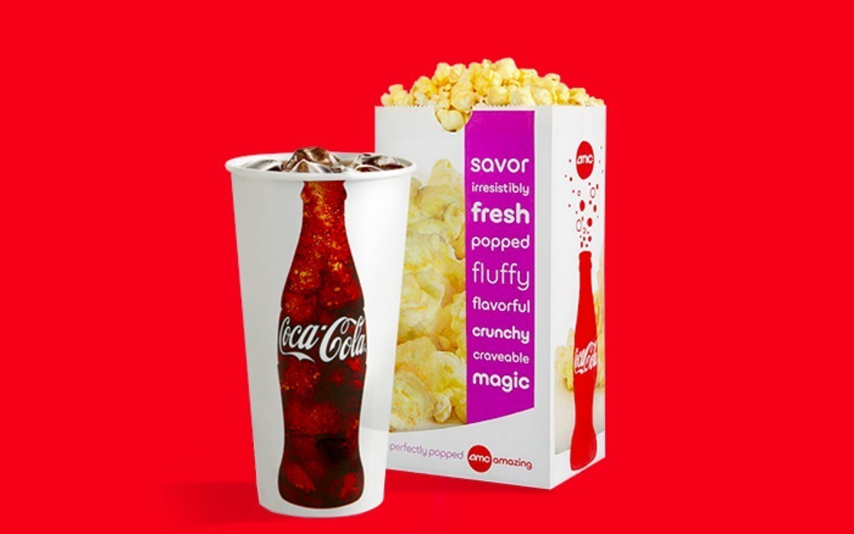 Amc $5 coke and popcorn 2018