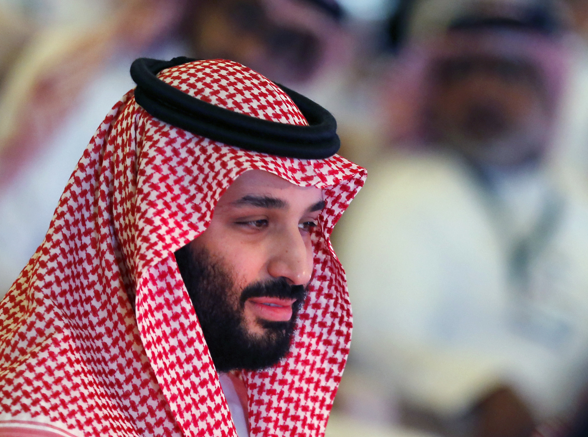 Saudi crown prince disparaged slain journalist in call with White House