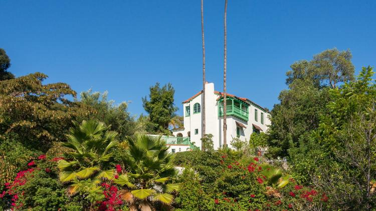 Gretchen Bonaduce's Los Feliz home   Hot Property