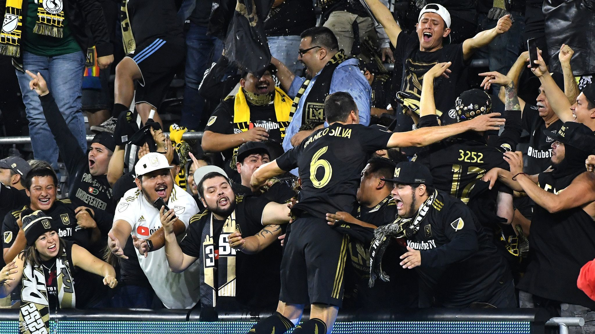 LAFC's inaugural season is over, but they have made their claim as L.A.'s soccer team