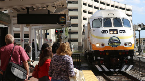 SunRail captures nearly a third of potential commuters, study says