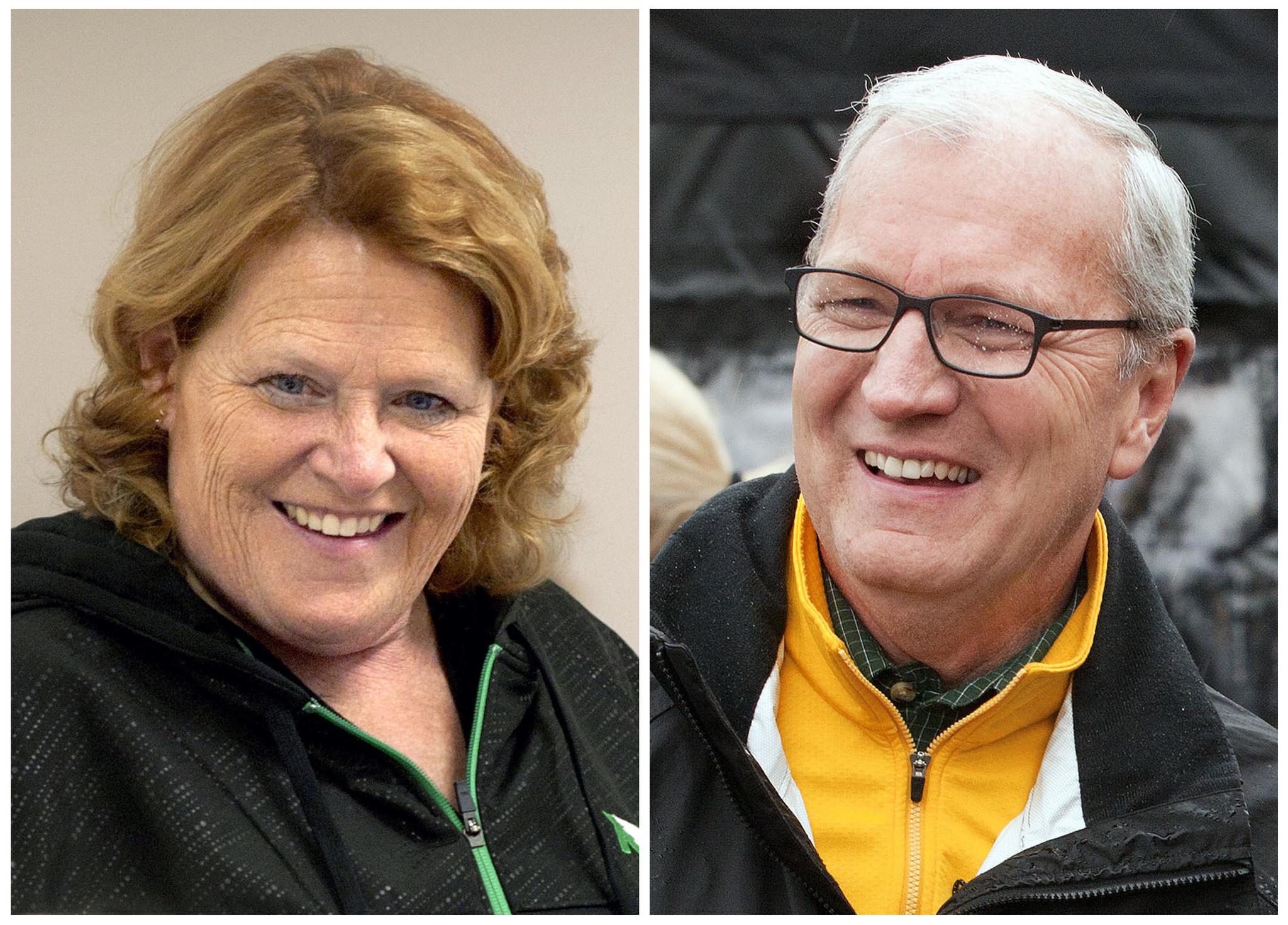 Republican Rep. Kevin Cramer wins North Dakota Senate race, ousts Democratic incumbent Heidi Heitkamp