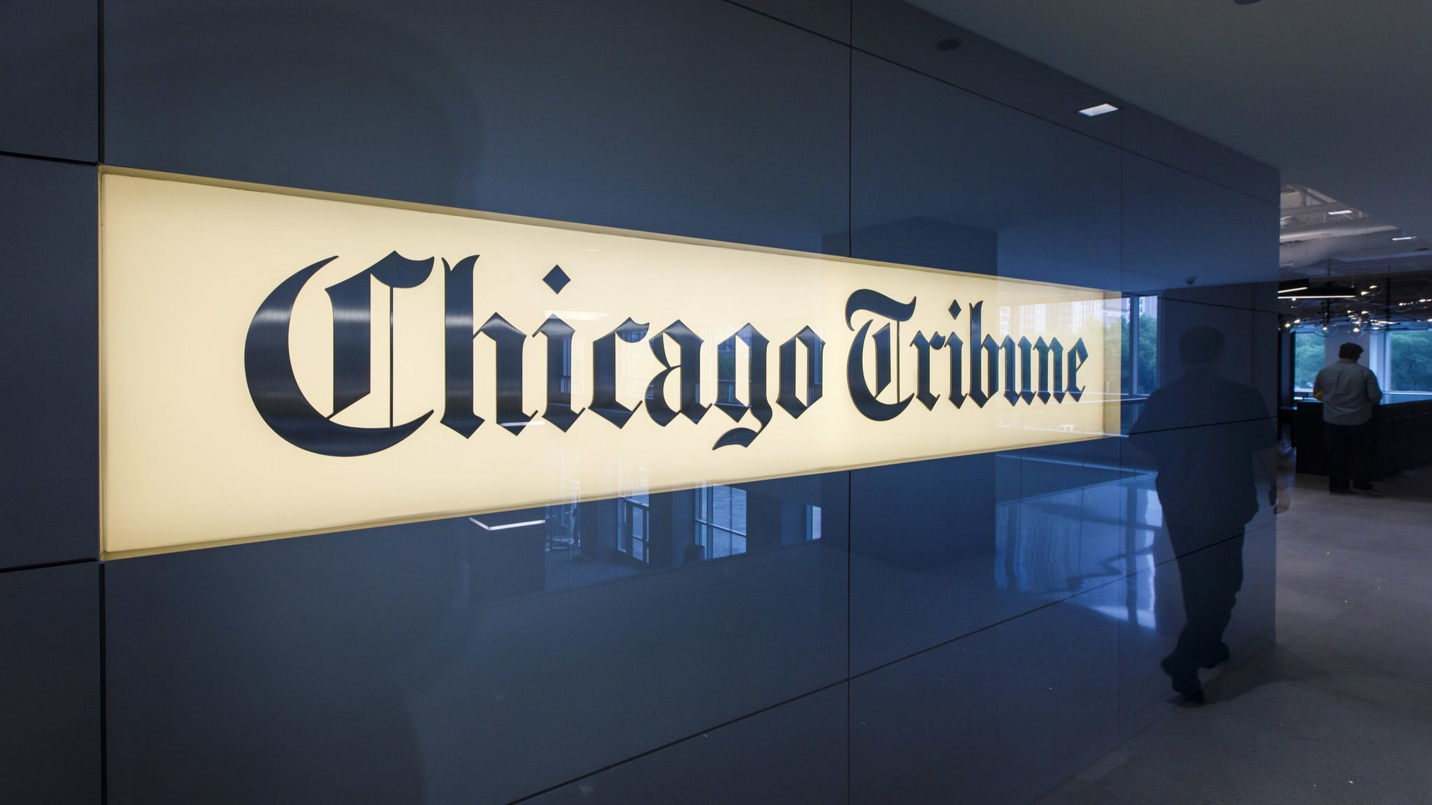 Tribune Publishing reviewing bids for company