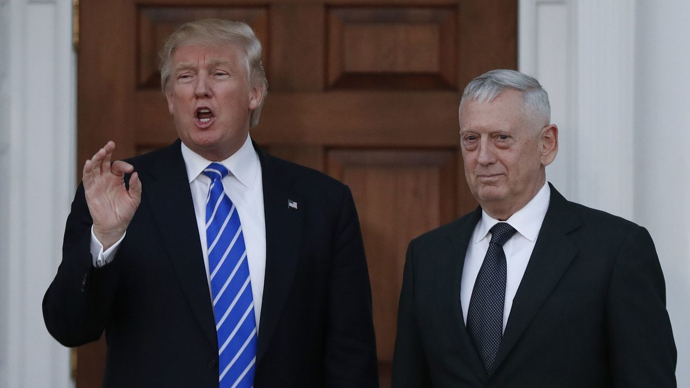 Mattis issues a sharp rebuke to Trump as he announces his departure as Defense chief