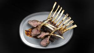 Sichuan spiced lamb