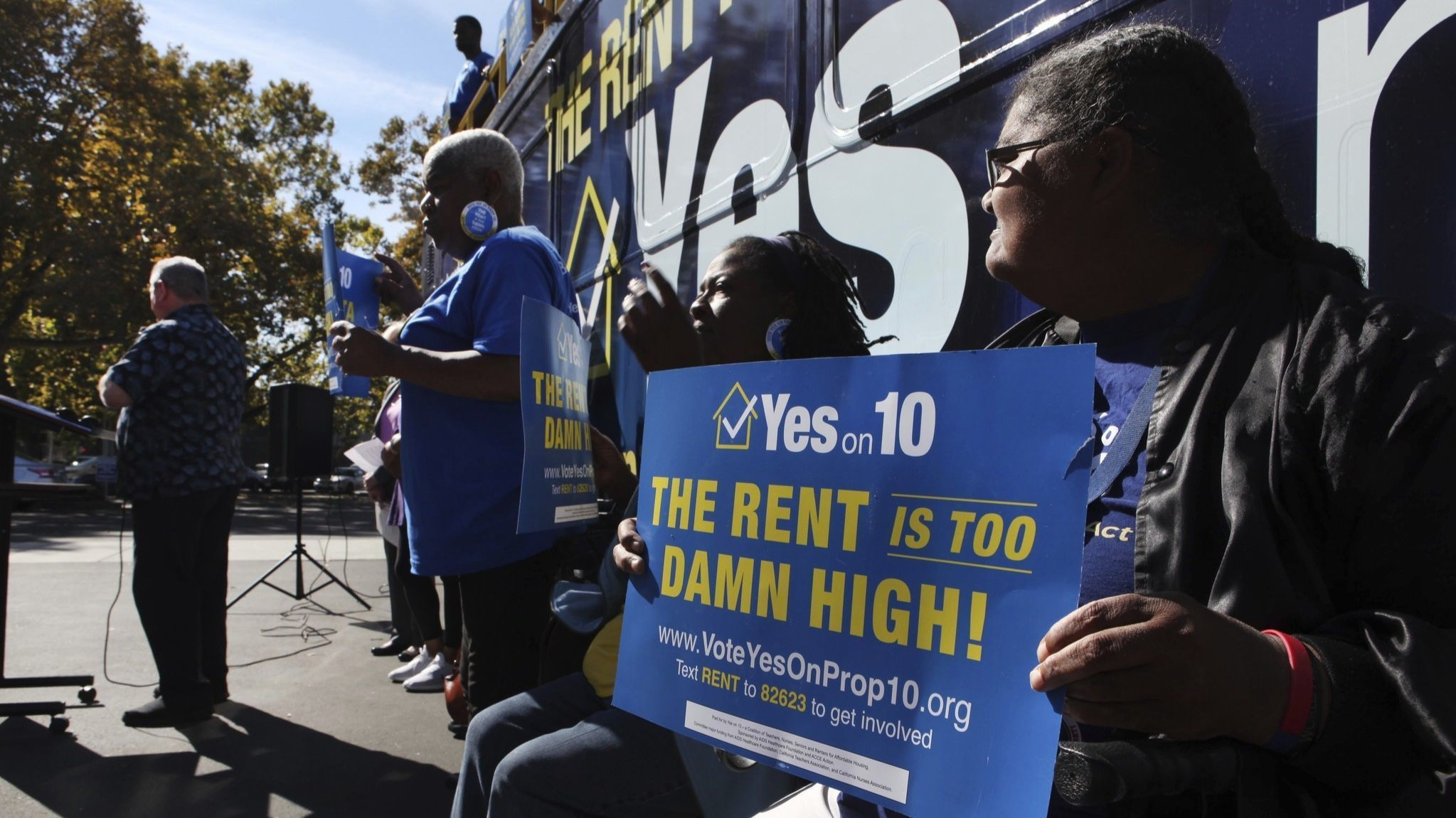 California's rent control initiative was crushed in the election. Don't expect the issue to go away