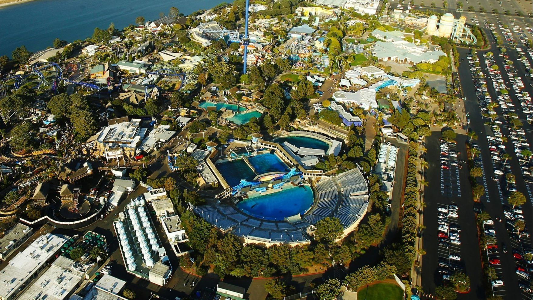 SeaWorld backs out of deal for hotel at San Diego park