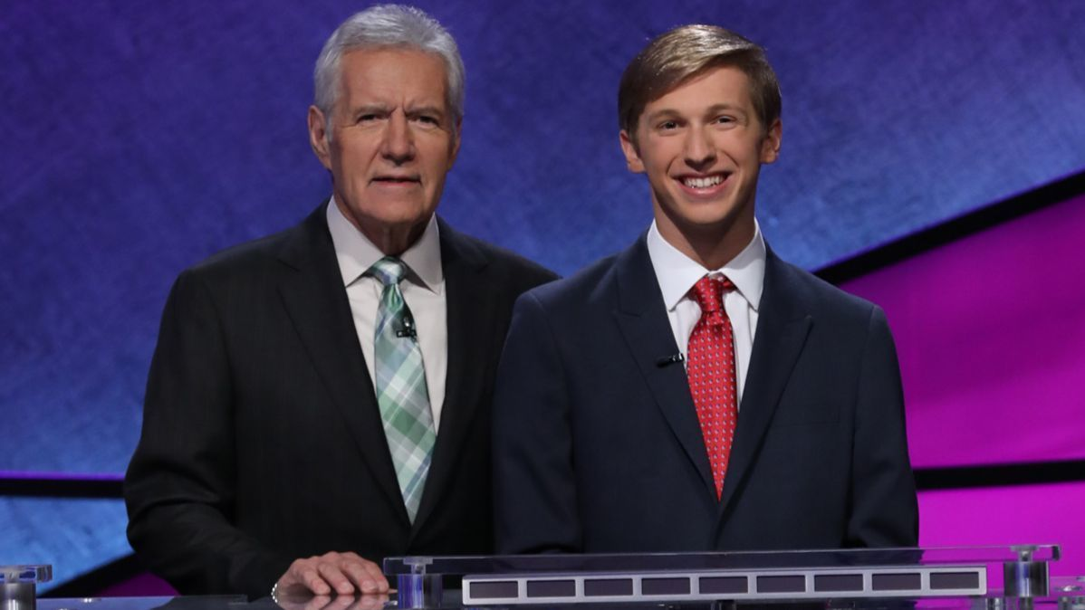 Scripps Ranch senior finds himself in 'Jeopardy' with Alex Trebek