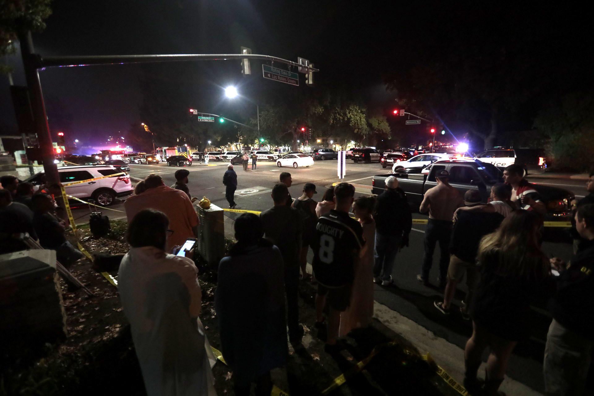 Rams mourn after mass shooting 4 miles from their Thousand Oaks practice facility