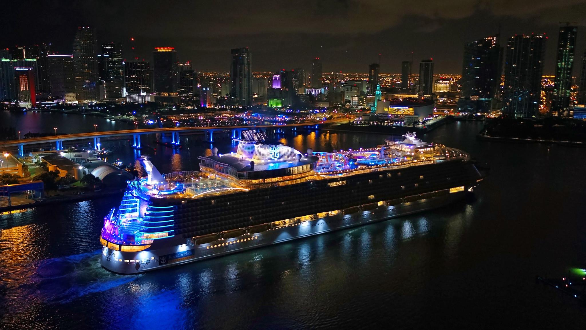 Royal Caribbean starts building next world's largest cruise ship