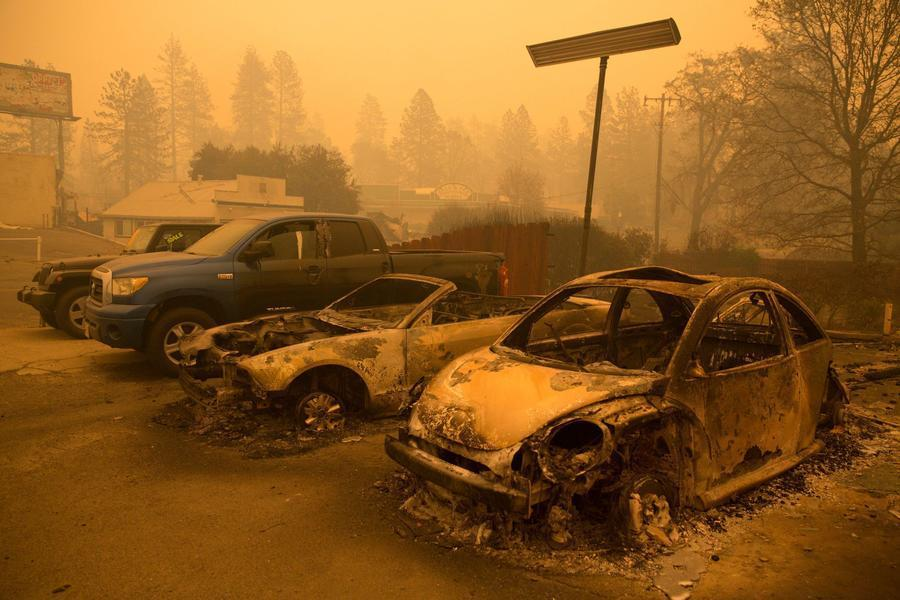 Here's how you can help victims of the Camp fire