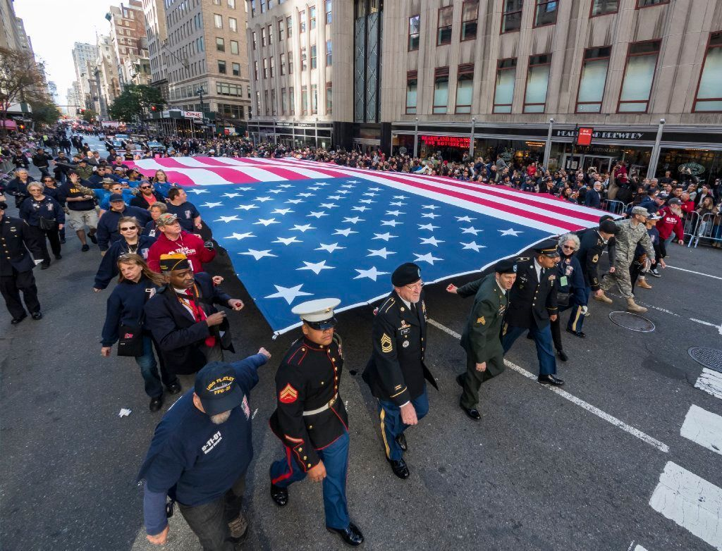 GRIDLOCK SAM: Honor our veterans, and get around the traffic | New York Daily News