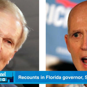 Florida Vote: Recounts Ordered For U.S. Senate, Governor, Agriculture  Commissioner