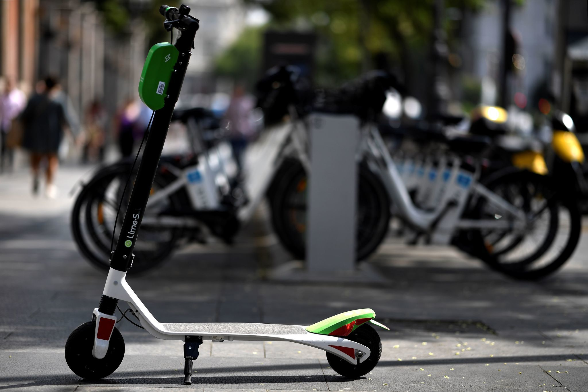 Electric scooter giant Lime launches global recall of one of its models amid fears the scooters can break apart