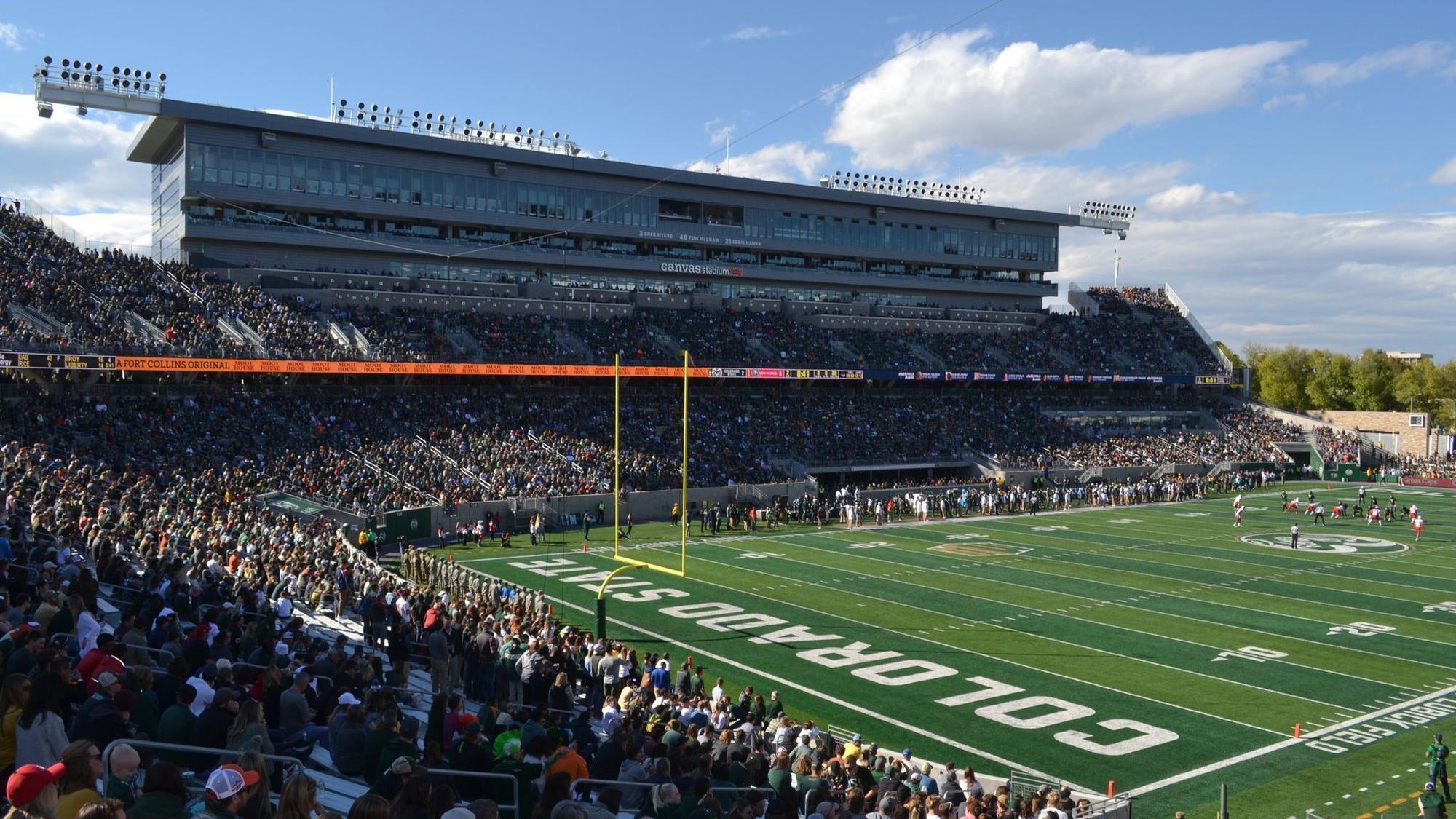 New stadium for Colorado State football was acrimonious, hard-fought battle | San Diego Union Tribune