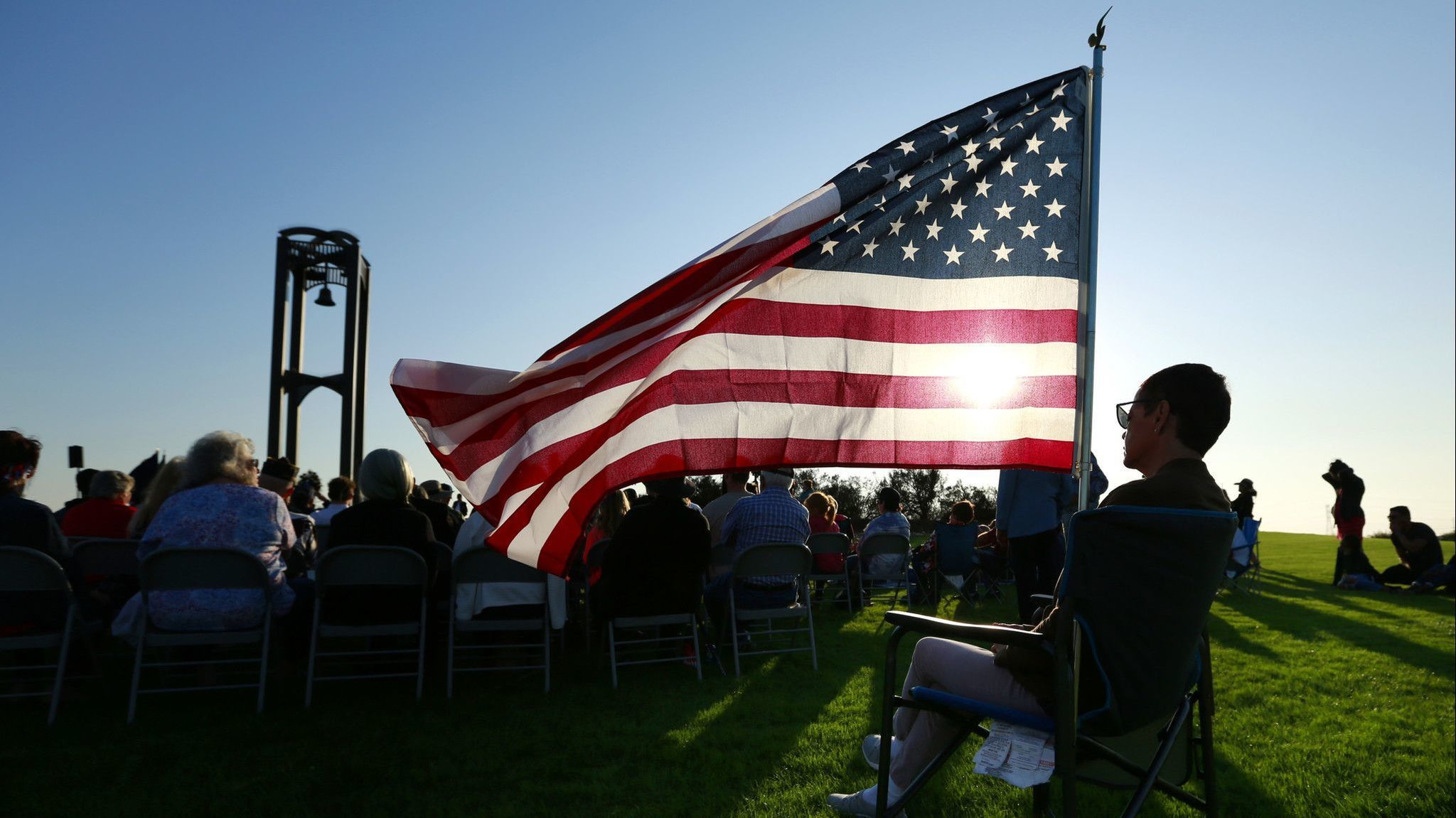 Veterans Day remembrance at Miramar National Cemetery marks the 100-year anniversary of the end of WWI | San Diego Union Tribune