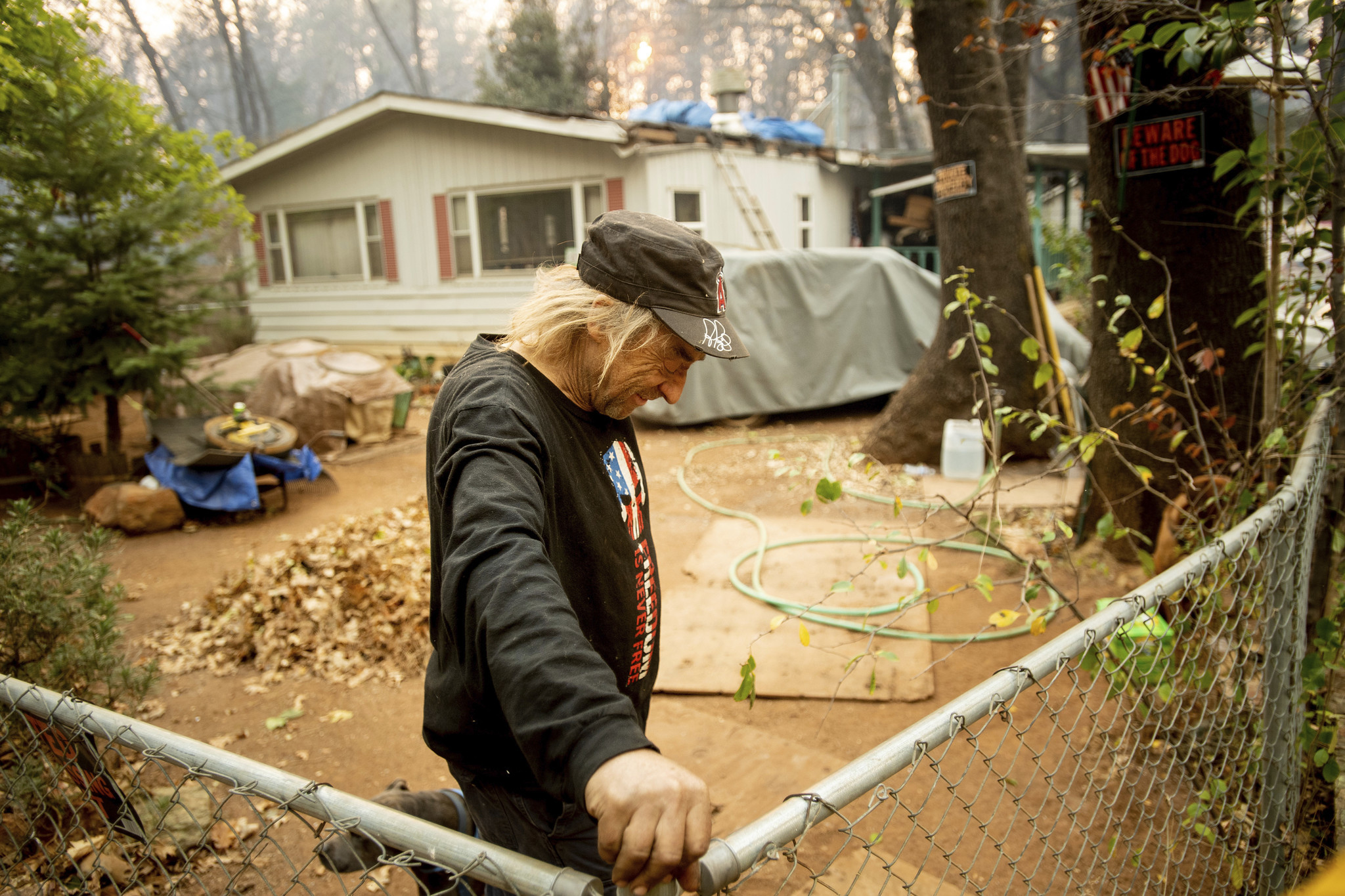 Terrifying tales of survival in Paradise, and horror for those who didn't make it out of the Camp fire | Los Angeles Times