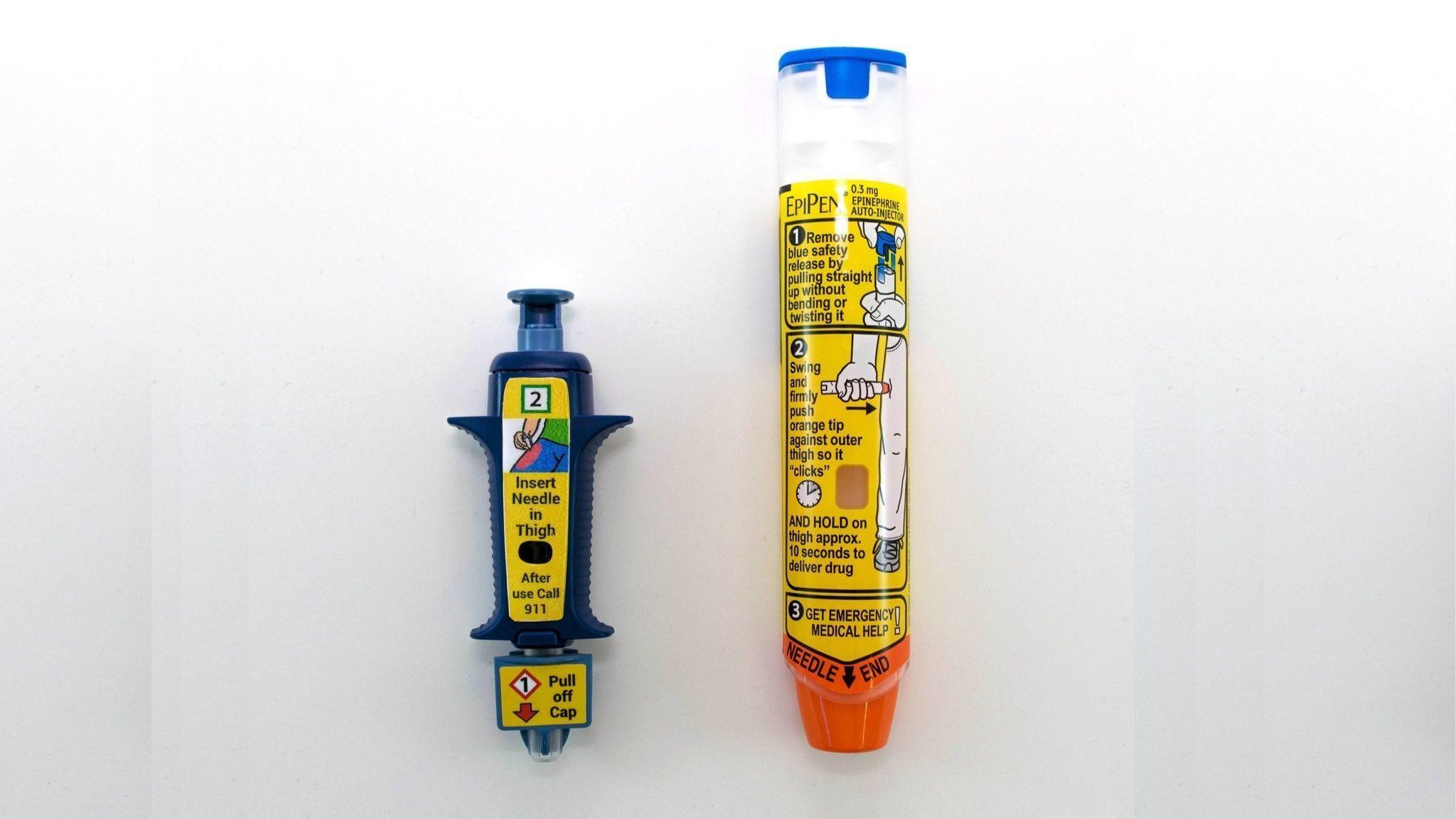 EpiPen rival from San Diego's Adamis nears market | San Diego Union Tribune