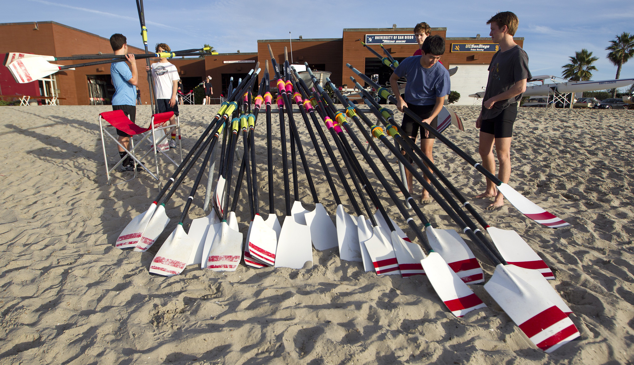 San Diego may extend Mission Bay rowing club leases for 25 years