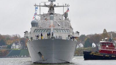 USS Sioux City arrives in Annapolis: 4 things to know