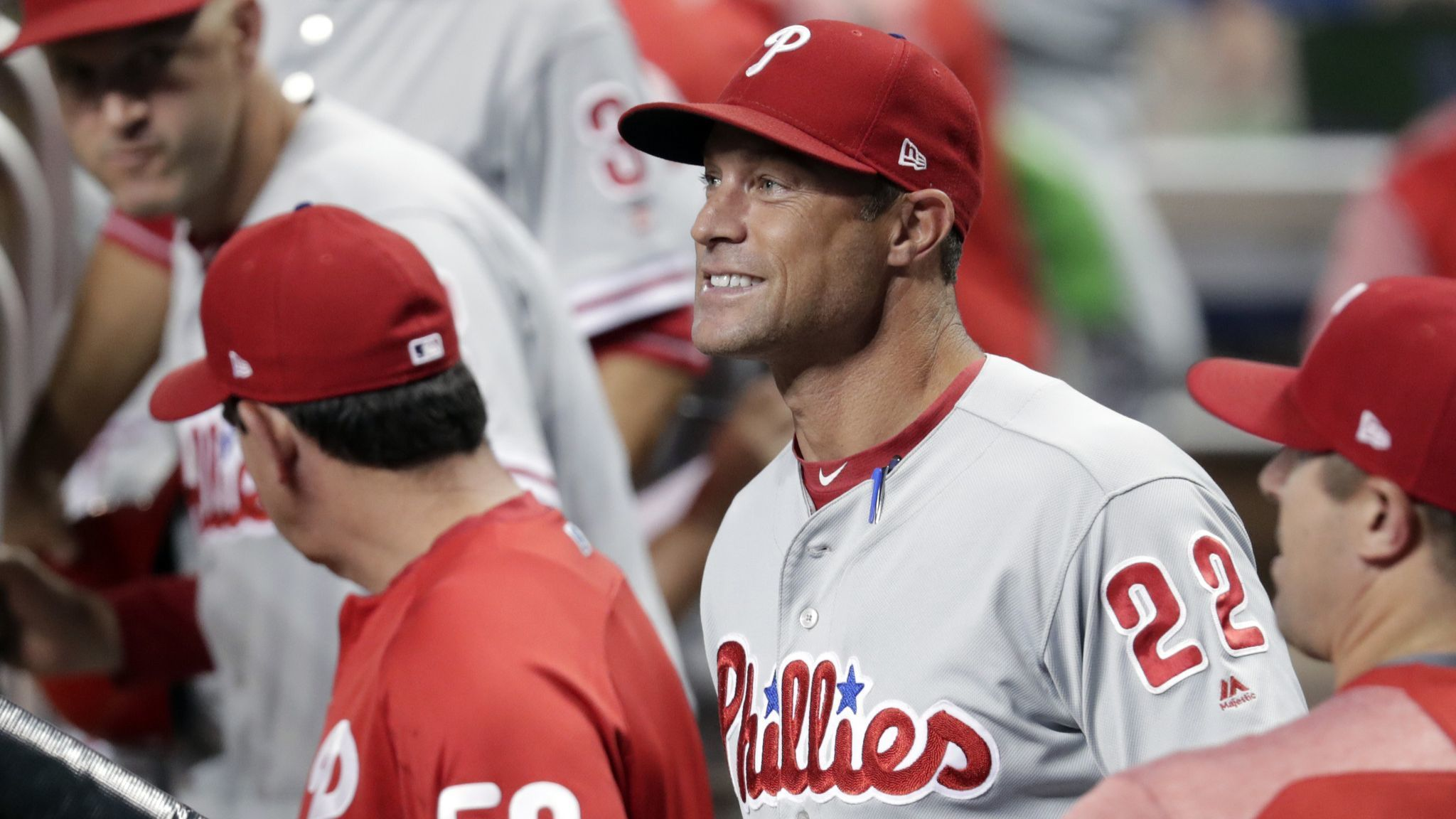Phillies manager Gabe Kapler loses home in California wildfires