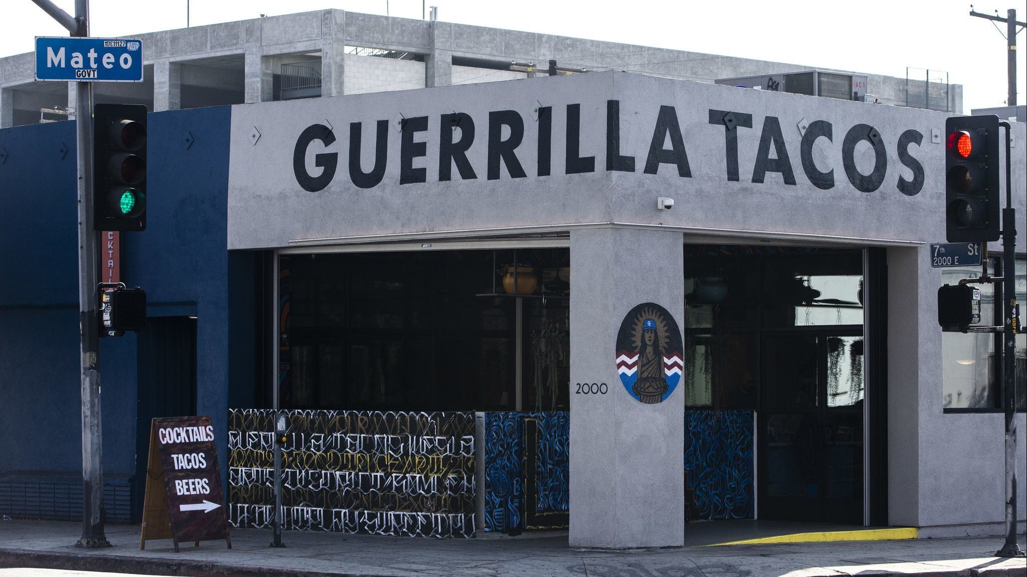 Breakfast burrito alert: Wes Avila is now making breakfast burritos at Guerrilla Tacos