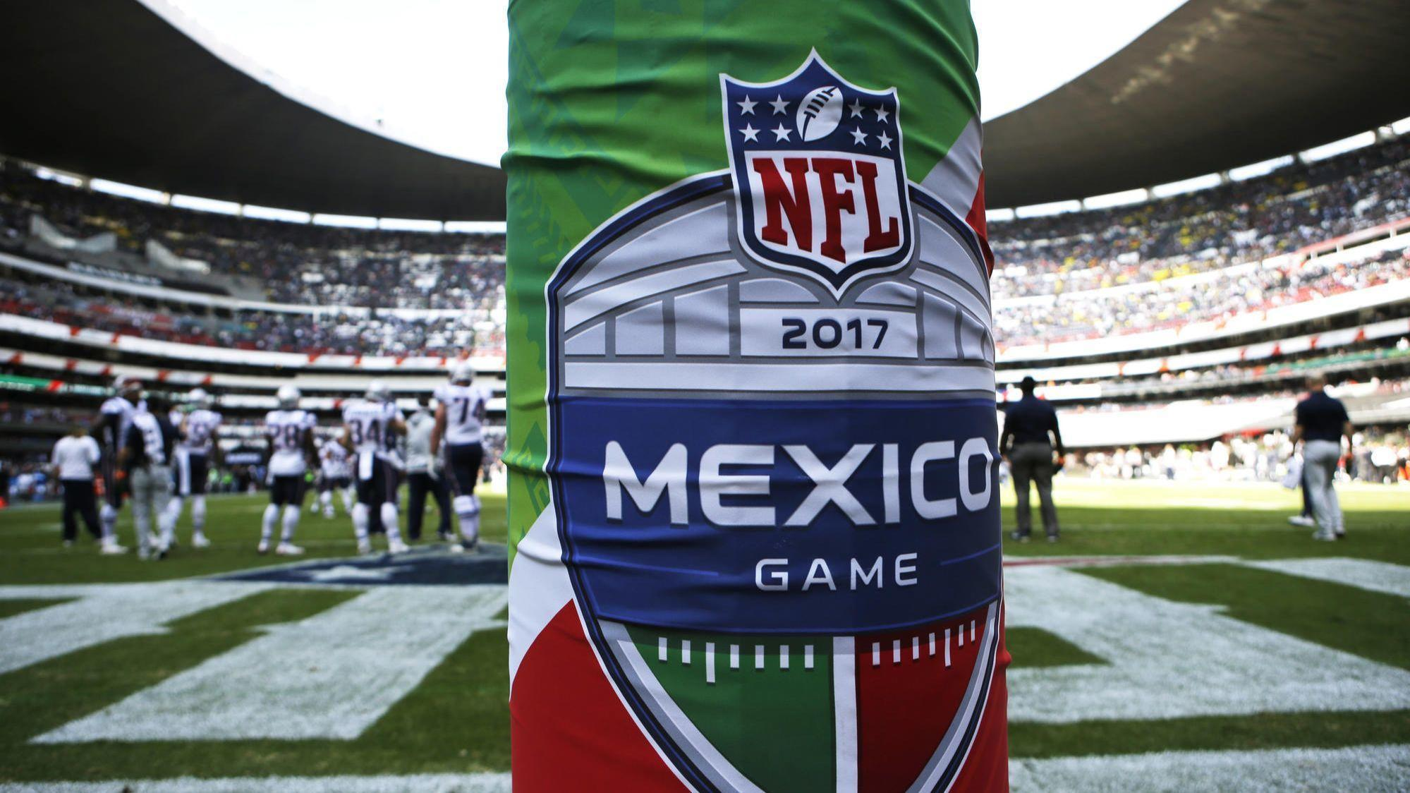 NFL skips this year's Mexico City game, but that won't stop pro leagues from trying to capitalize on the fruitful market
