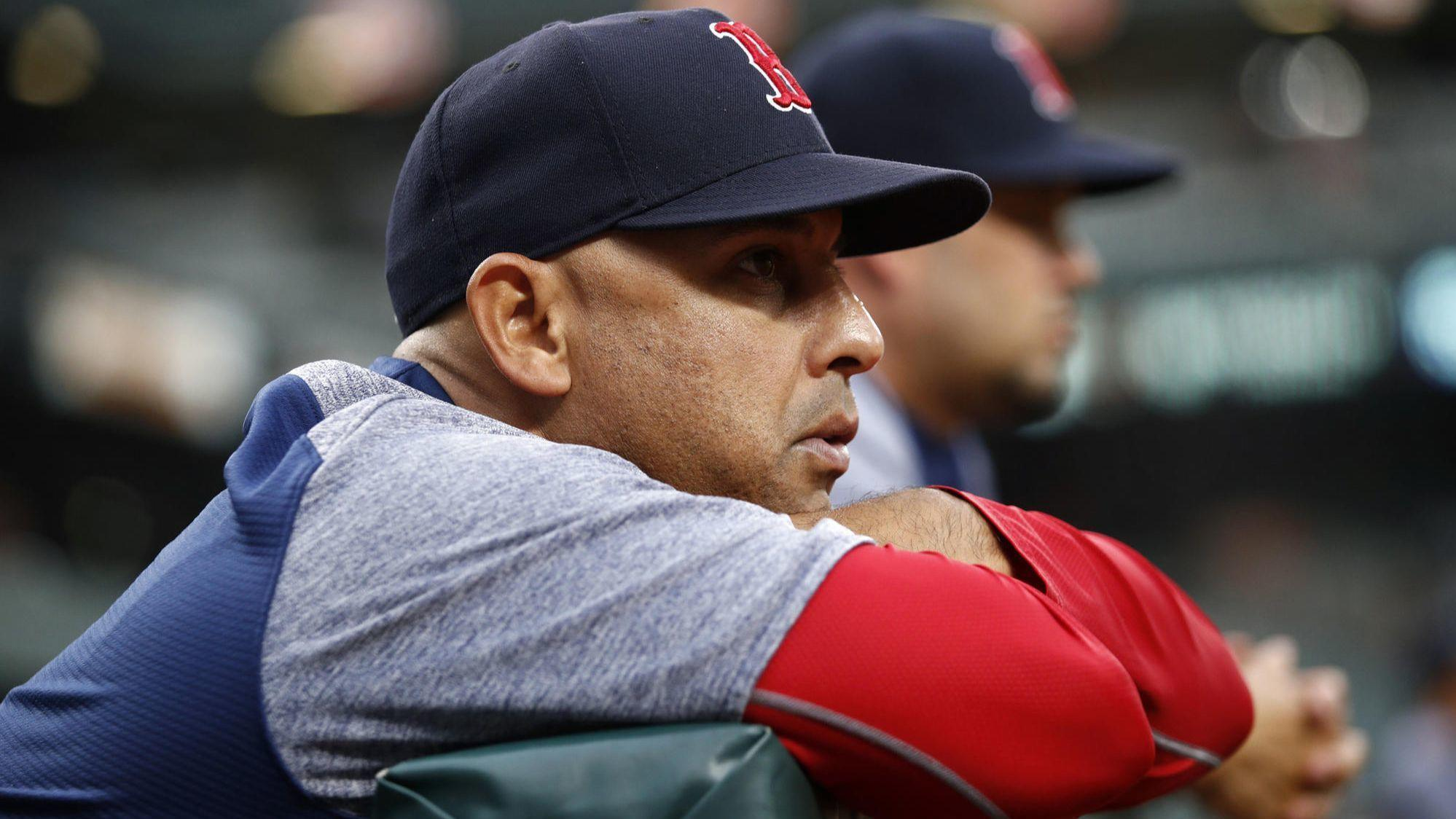 Alex Cora gets a new deal from the Red Sox