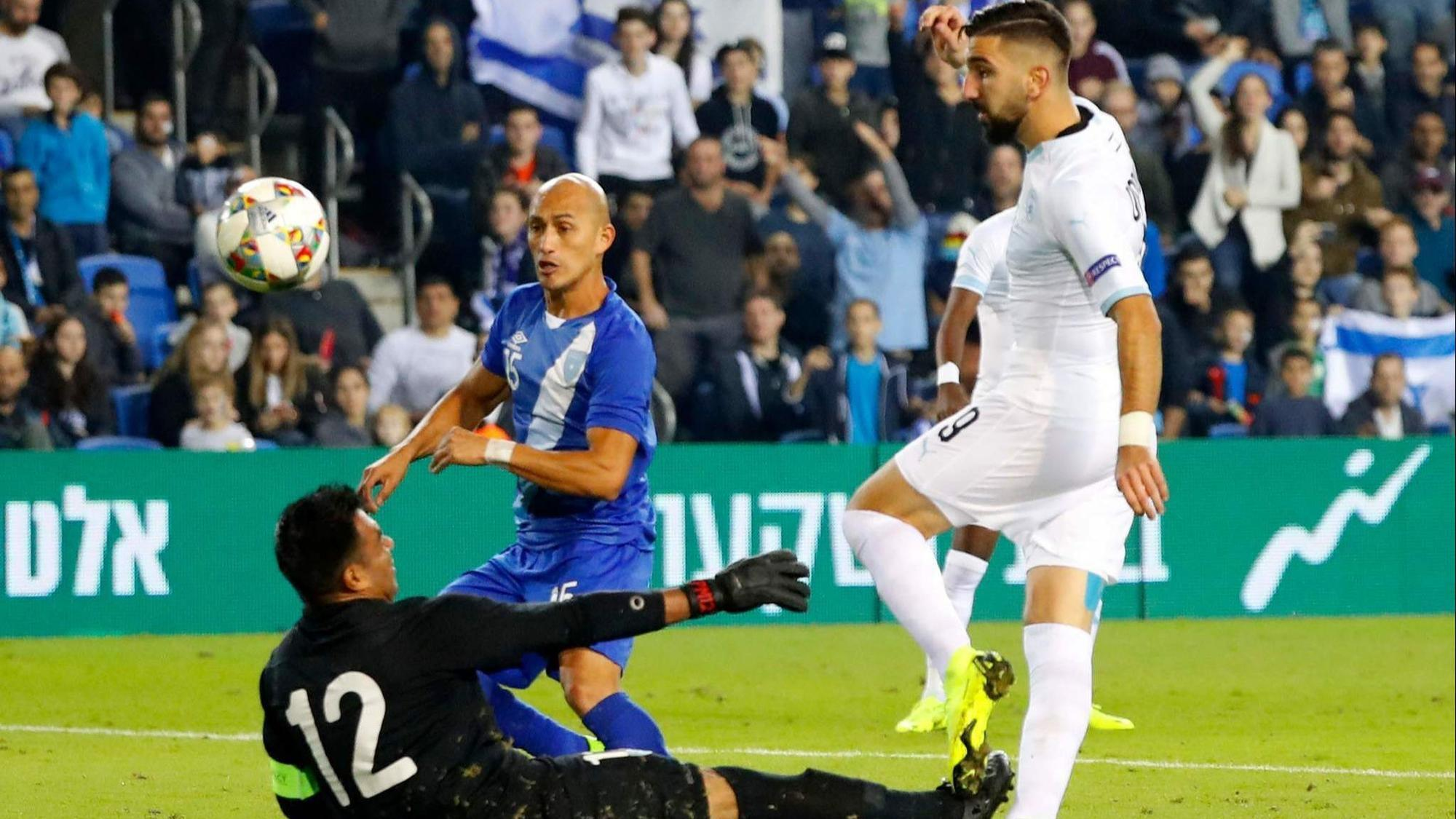 Resultado de imagen para Israel  7-0 a Guatemala