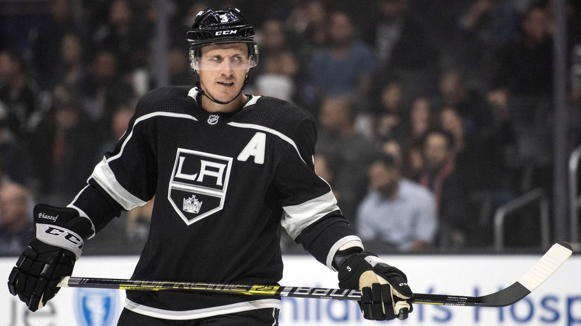 After all these years, Kings defenseman Dion Phaneuf still inspires teammates and irritates opponents