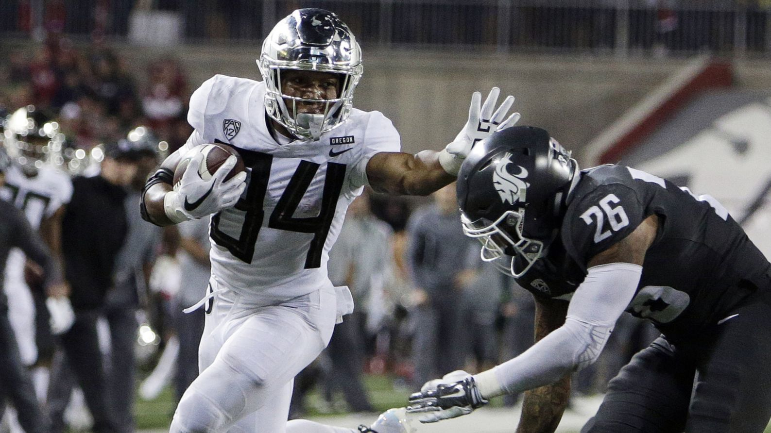 Holiday Bowl watch: At this point, look for an Iowa-Oregon matchup