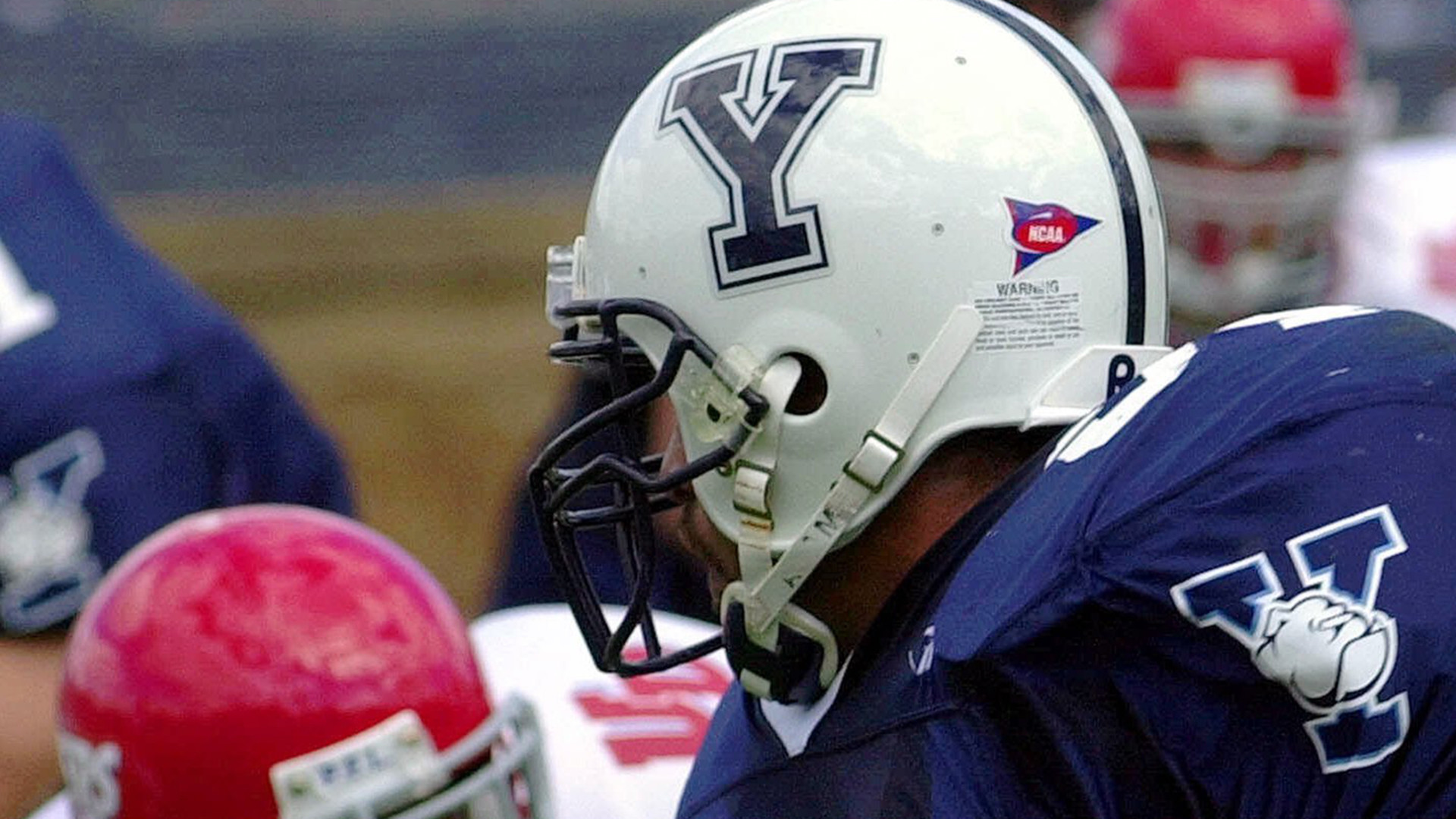 A Yale football player quits to save his brain