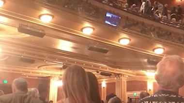 Drunk man shouts 'Heil Hitler, Heil Trump,' does Nazi salute during Baltimore performance of 'Fiddler on the Roof'