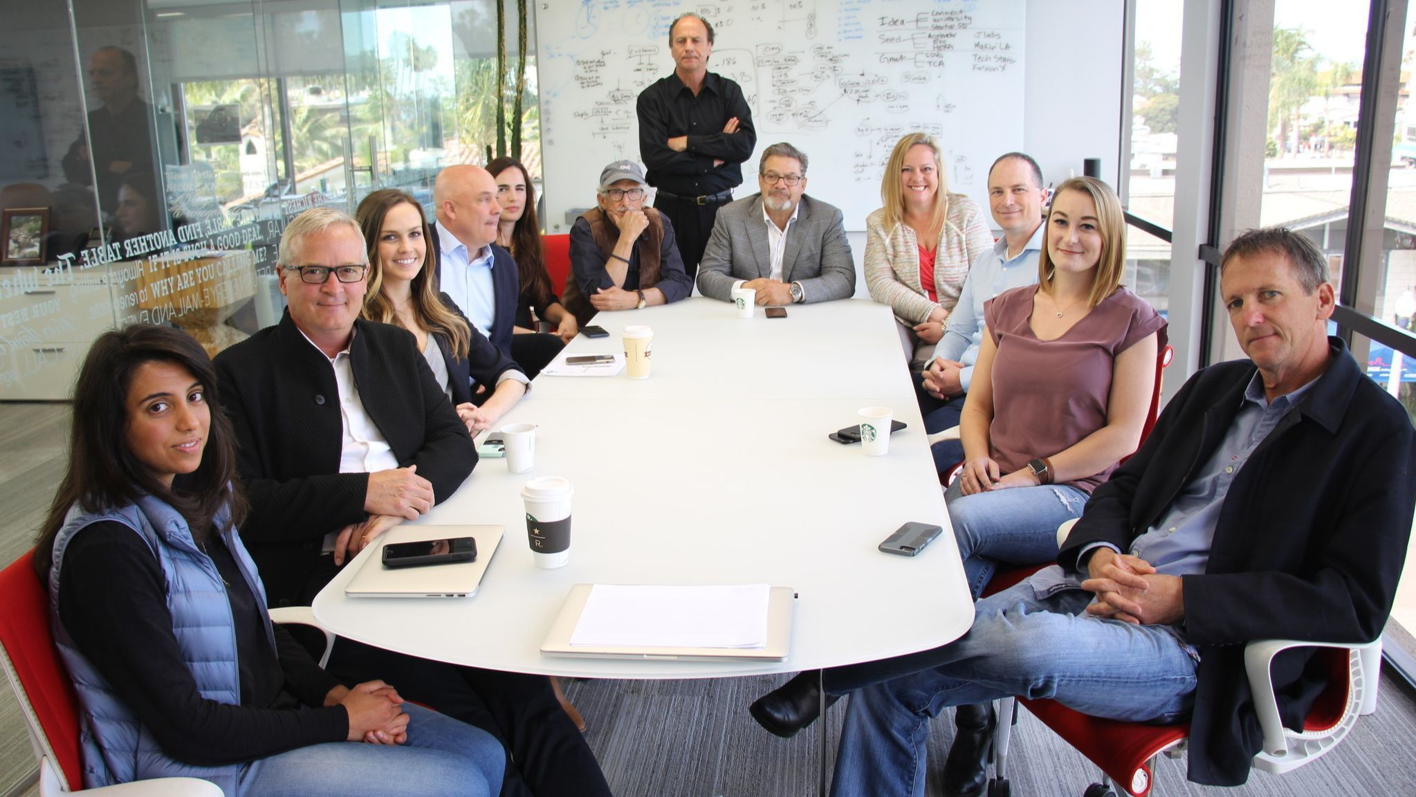 Facebook pioneer teams with local investors on new startup show — VCs in a Van