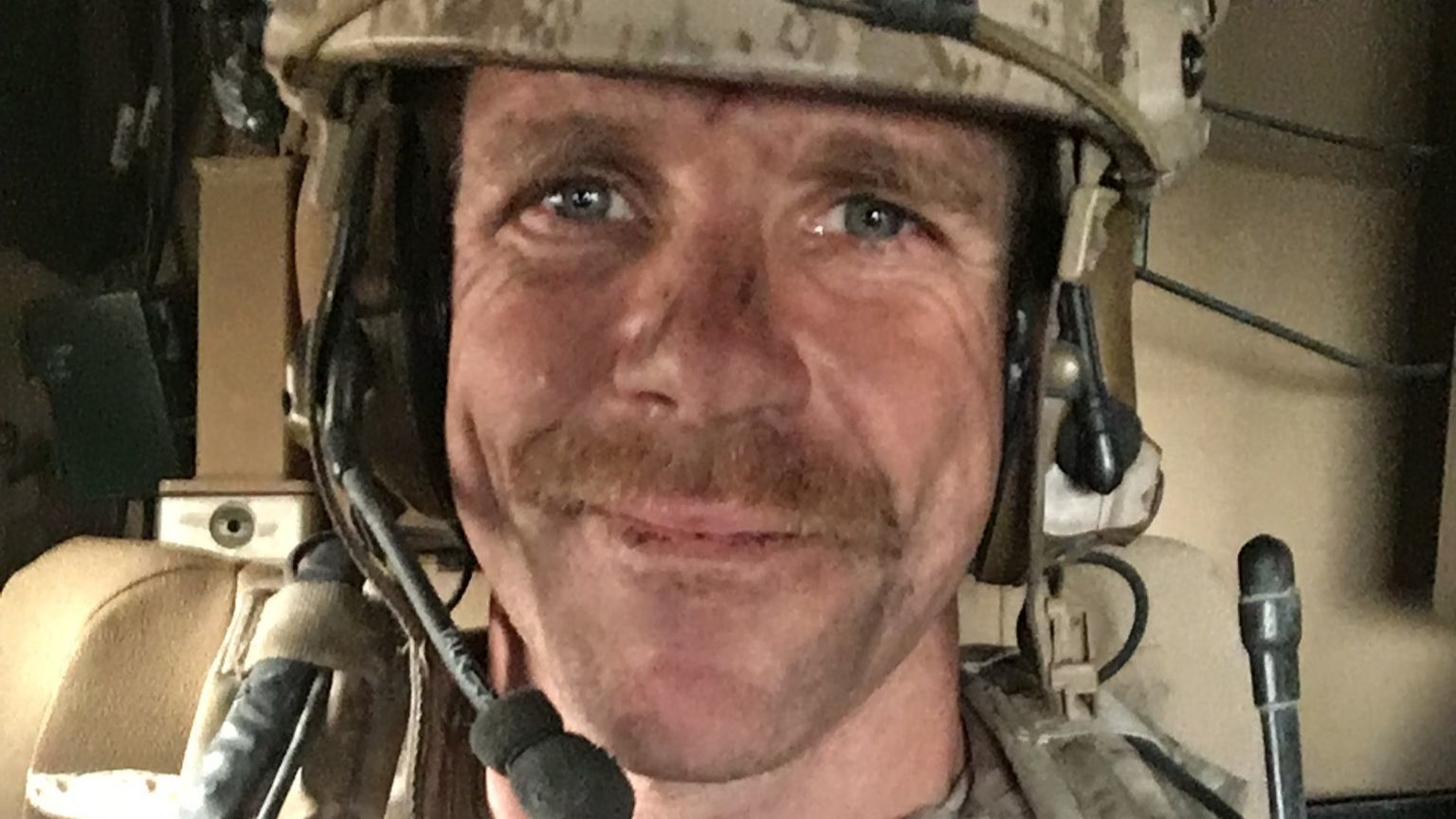 Decorated SEAL platoon leader charged with murder, other offenses during Iraq mission