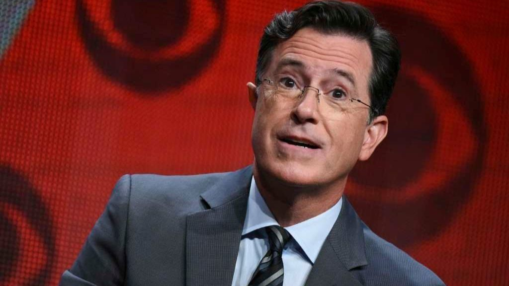 Stephen Colbert had a life-changing experience in Chicago that restored his faith in God
