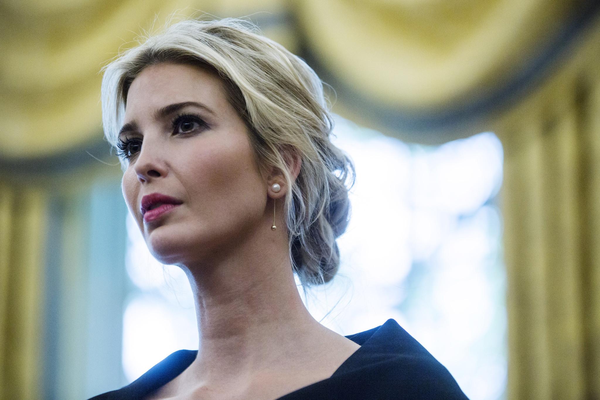 Ivanka Trump used personal email account to send emails about government business