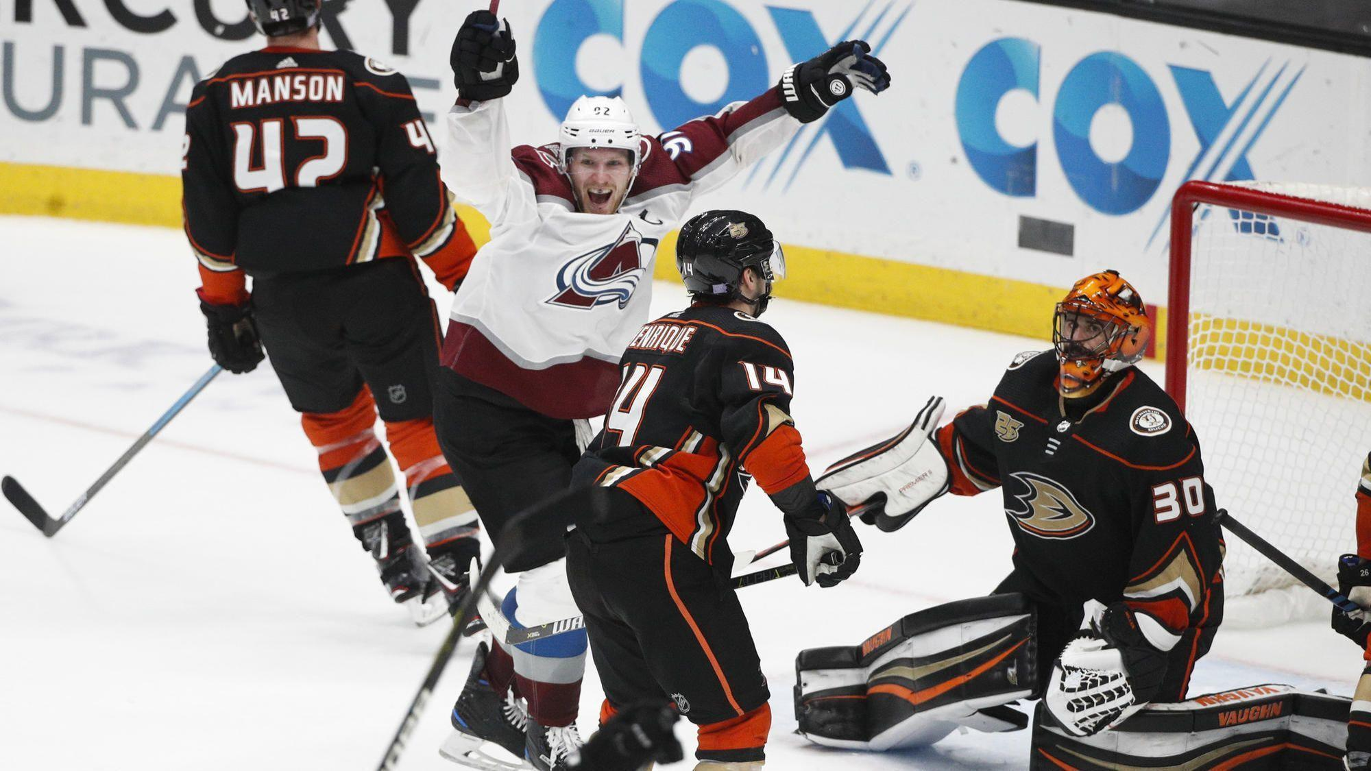 What we learned in the NHL last week: The Ducks are hurting in more ways than one