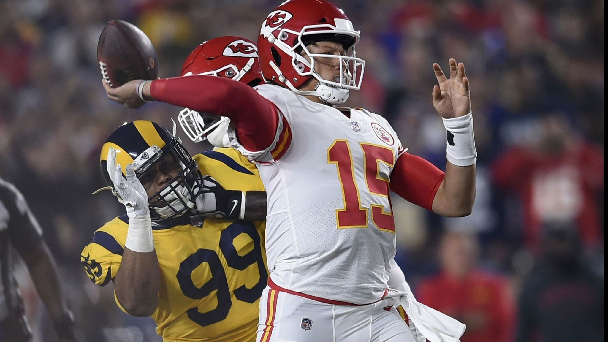 Chiefs-Rams 2.0? Would make for a fun Super Bowl — but don't count on it