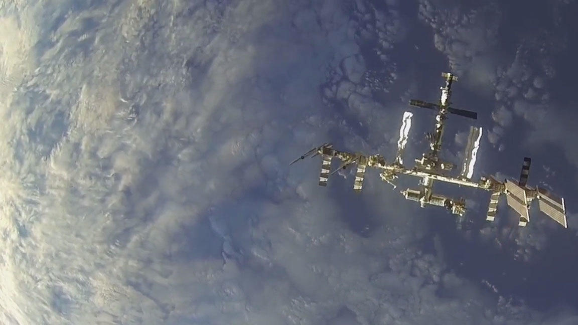 international space station turns 20 years old orlando sentinel