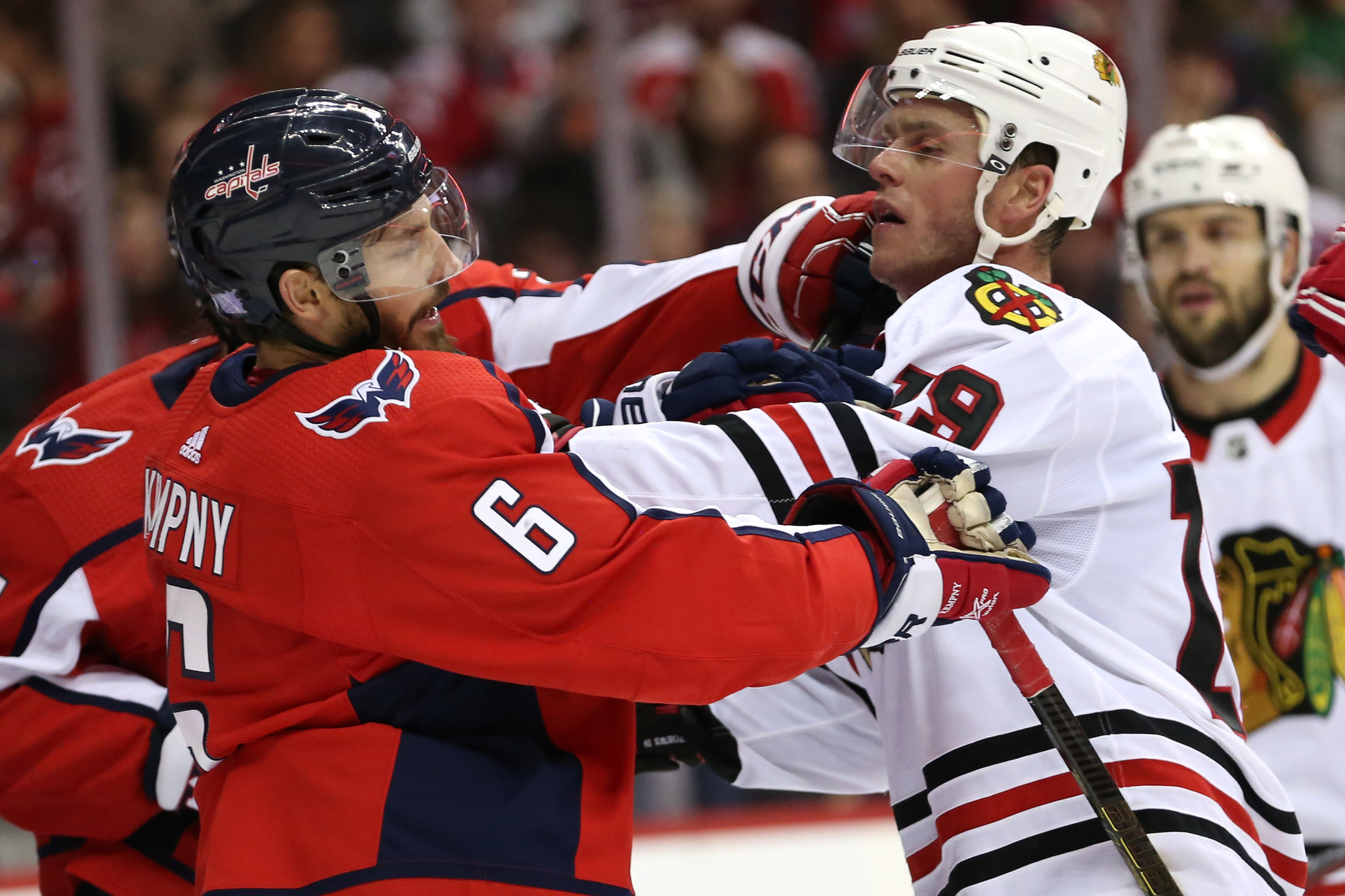 3 takeaways from the Blackhawks' 4-2 loss to the Capitals
