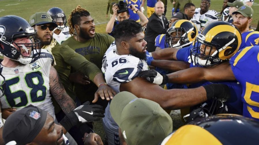 Rams and Seahawks still have something to fight for after Seattle's last-second victory