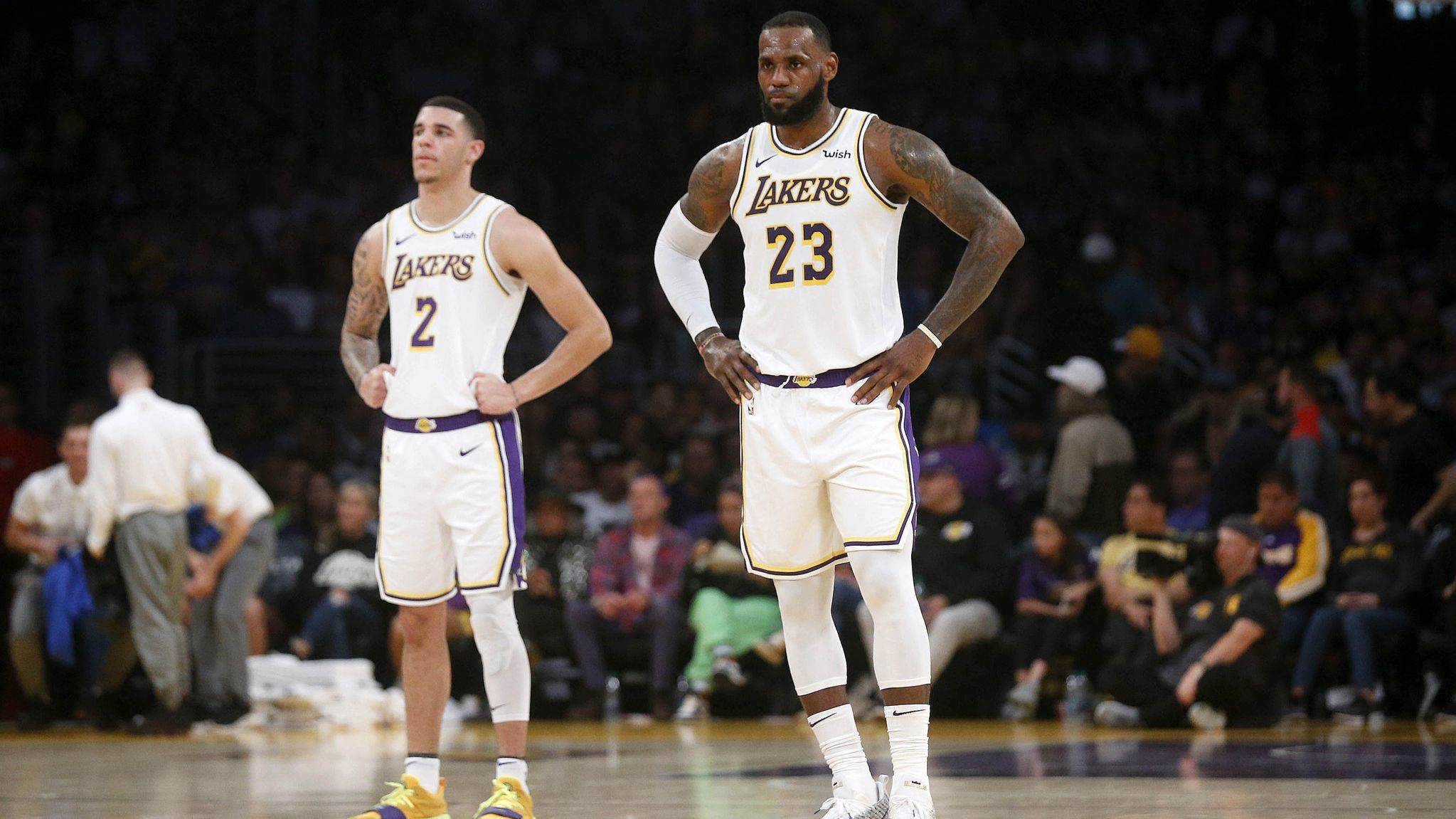 Lakers are 'killing ourselves' at the line