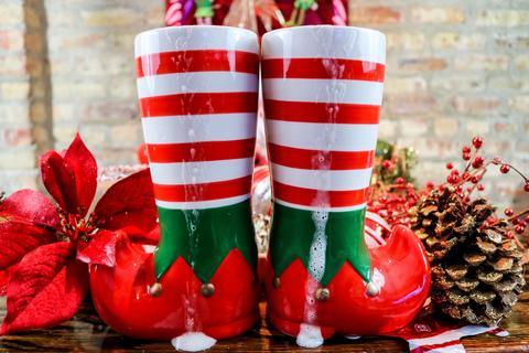 Elf'd Up Pop-Up Barin Wrigleyville.