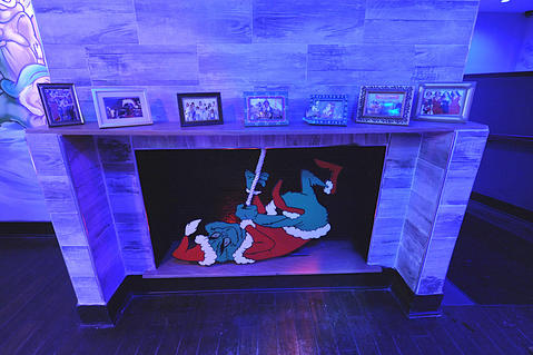 Sleigh Baby Winter Pop-Up Bar, 1177 N. Elston Ave. in River West.